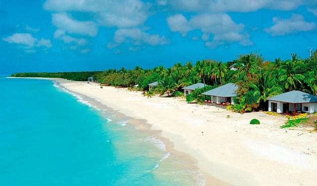 Великолепные пляжи Увеа