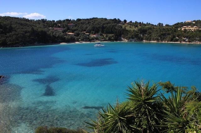 Остров Паксос. Греция.