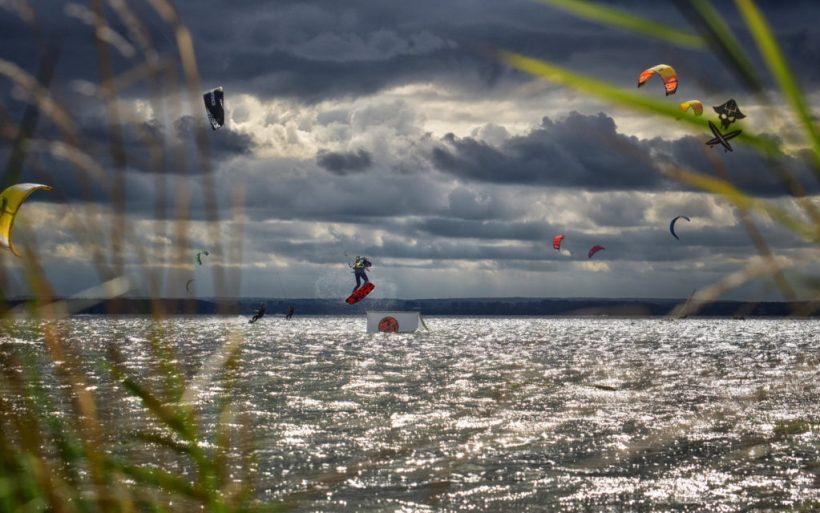 kicker kite park 360 flyn poland chalupy