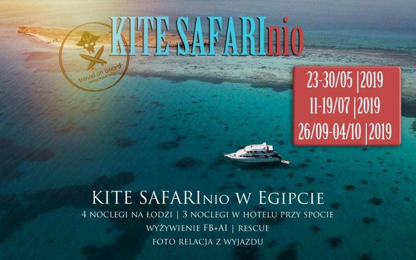 egipt kite safari safarinio 2019 wyjady na kajta progress camp szkolenia