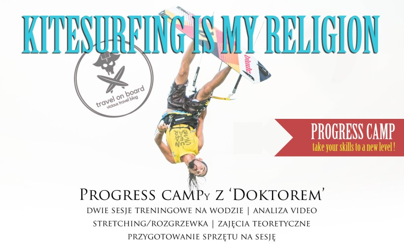 kitesurfing progress camp