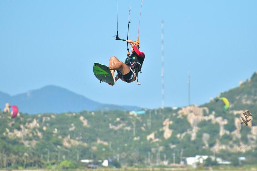 wietnam szkolenia kitesurfing polacy my hoa phan rang