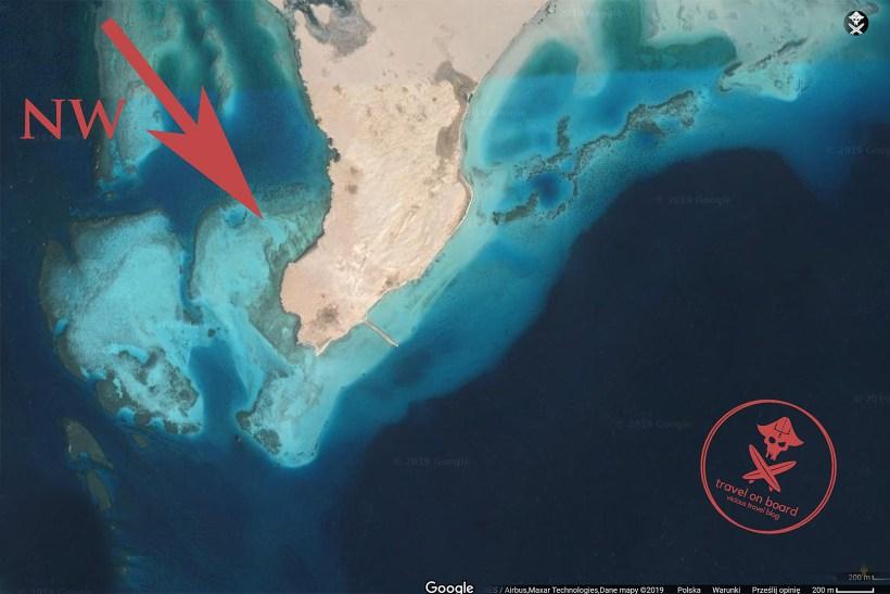 kite safari geisum wyspa egipt