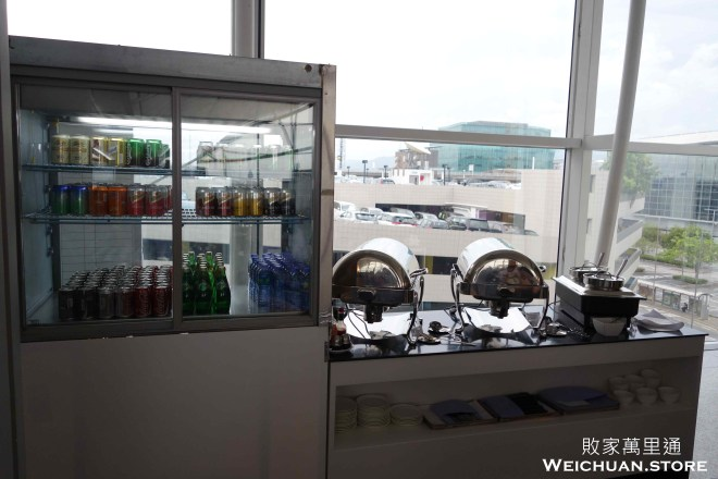 CX G16 Airport Lounge@HK