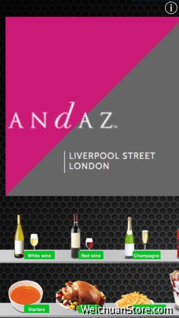Andaz London@weichuanstore.com