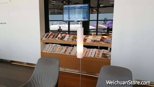 CX The Bridge Lounge@HK Airport@weichuanstore.com