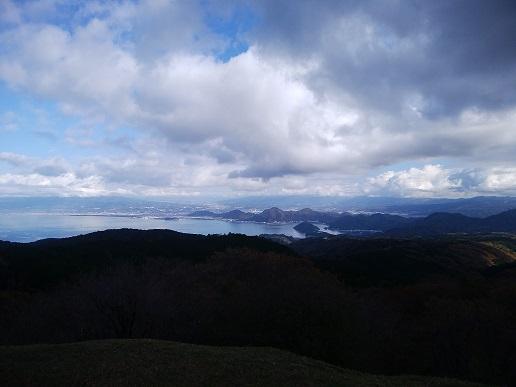 だるま山高原レストハウスからの眺め