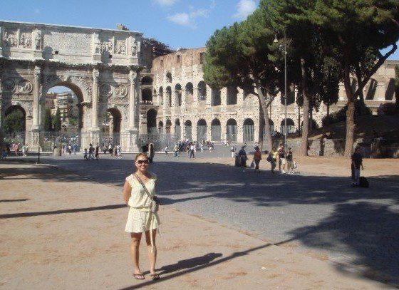 Wandering Rome