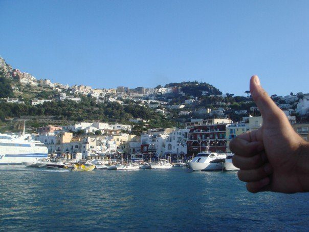 The Postcard: The Amalfi Coast, Capri, Marrakesh, Fez, Lisbon and Lagos