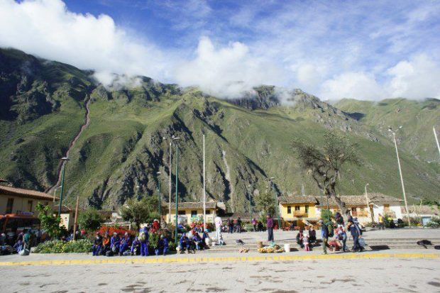 hiking the Inca Trail, Inca trail altitude, peru rainy season