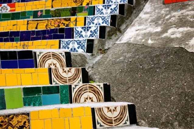 Escadaria Selaron 4