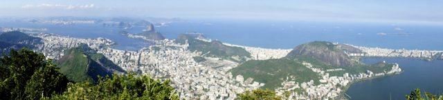 The beautiful Rio de Janeiro Harbour