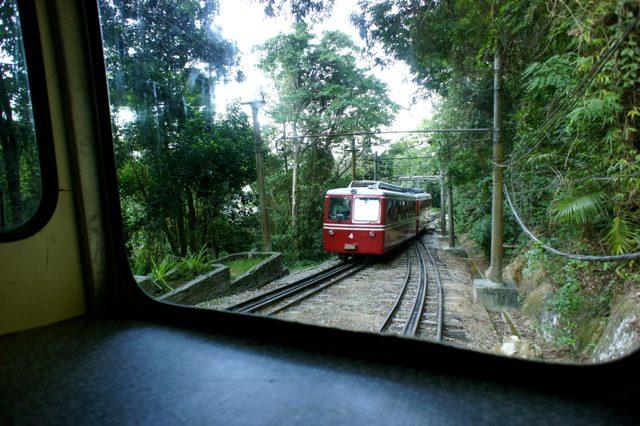 The Trem do Corcovado