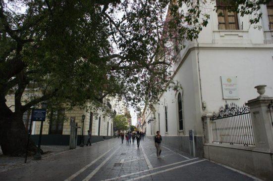 Quiet Cordoba Streets