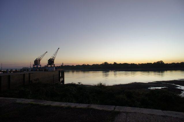 The Rio Uruguay