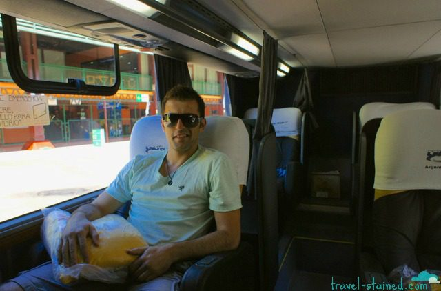 Crucero del Norte: Our best bus ride in Argentina