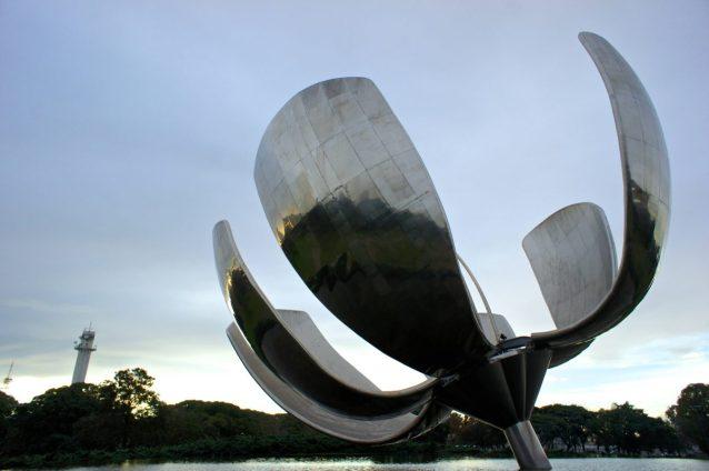 Steel Flower 1