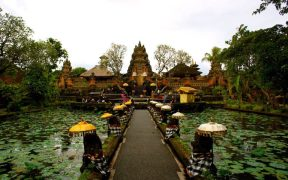 Maybe one of the most beautiful temples I've even seen