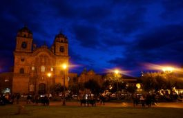 Cusco by Night