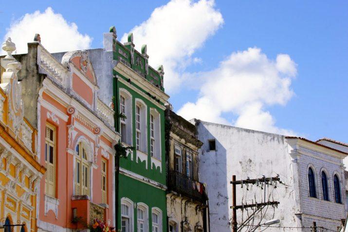 Salvador's Pelourinho District