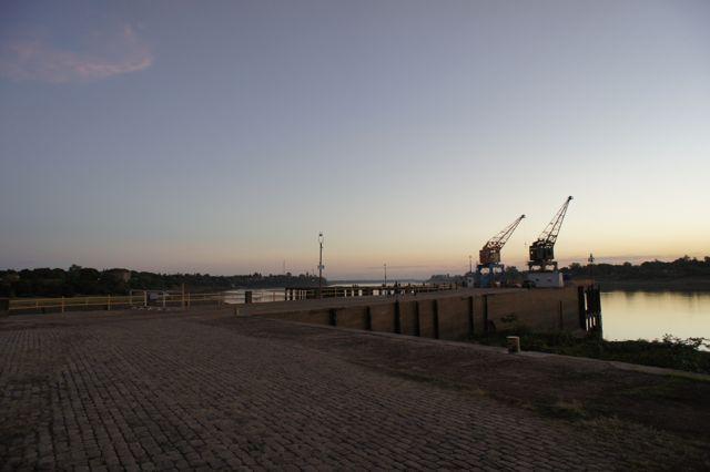 Rio Uruguay Border Crossing