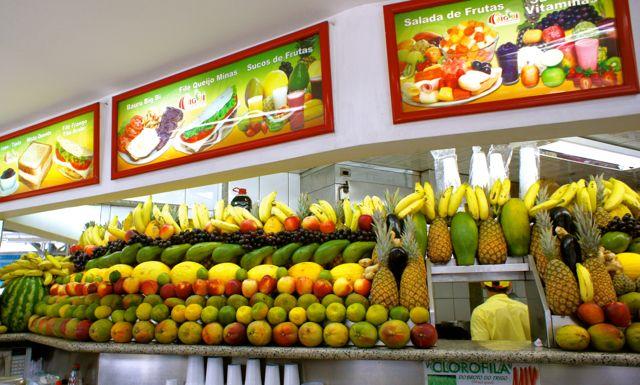 Fruit heaven at Big Bi