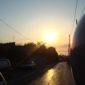 Finally back in Sorrento