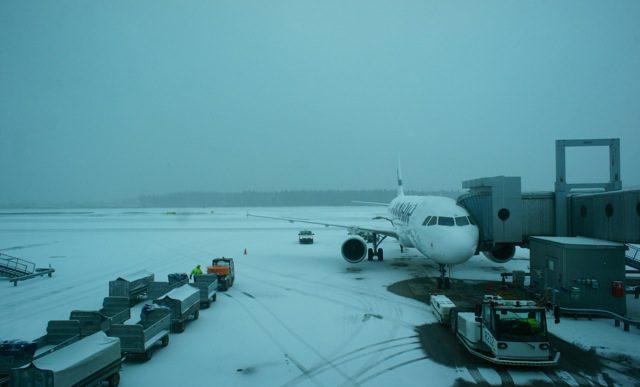 Helsinki's airport