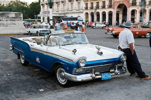 """Oldtimer of Cuba,"" by Alexander Schimmeck, CC Attribution"