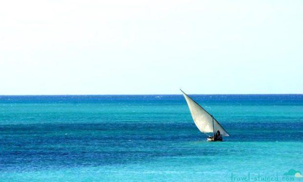 Zanzibar's unreal waters