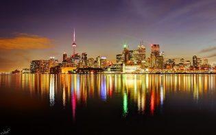 """Toronto Skyline,"" by Tsaiproject, CC Attribution"