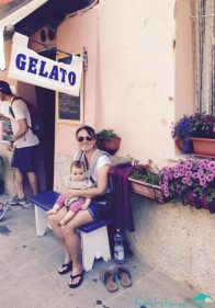 No gelato for me yet mommy?