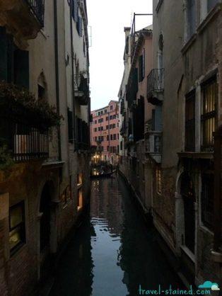 Narrow waterways