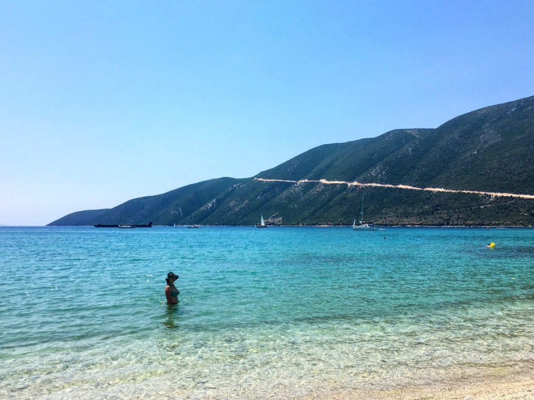lefkada greece beaches