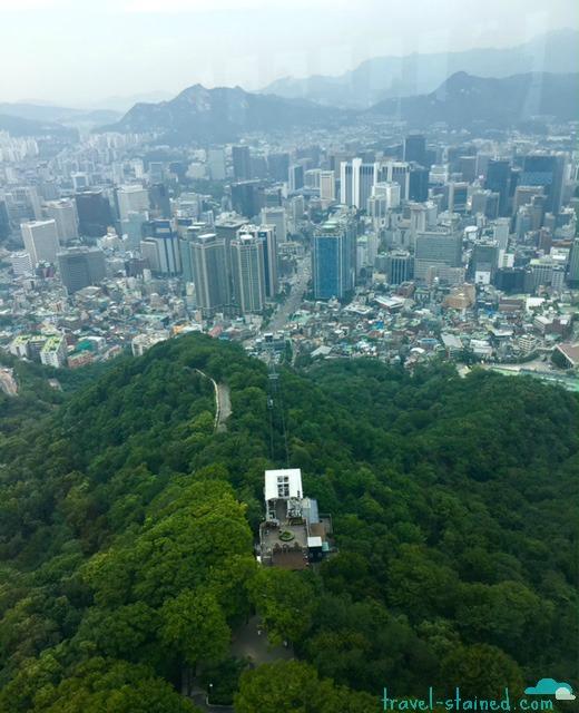 n seoul tower cable car, n seoul tower observatory, seoul tower, n seoul tower price, seoul tower cable car