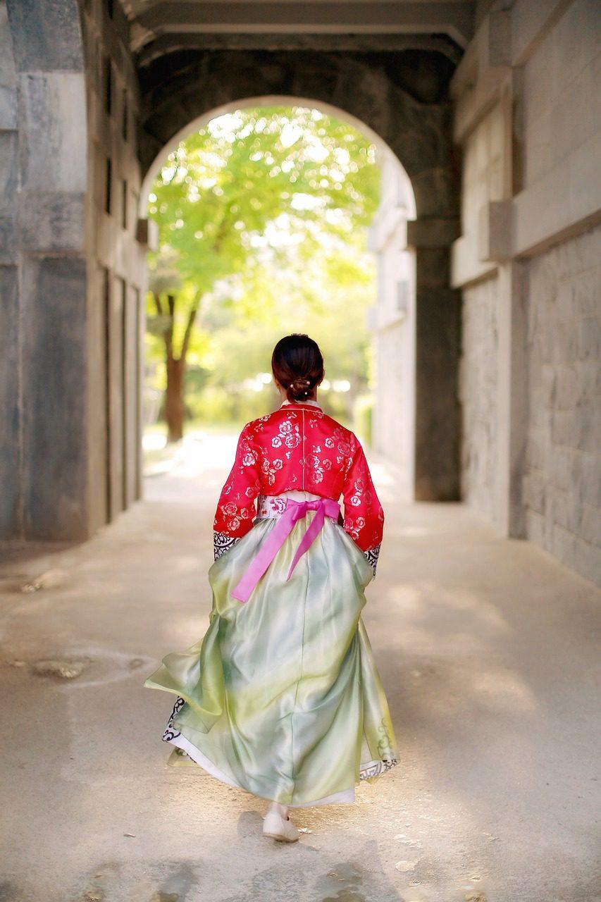 renting a hanbok seoul