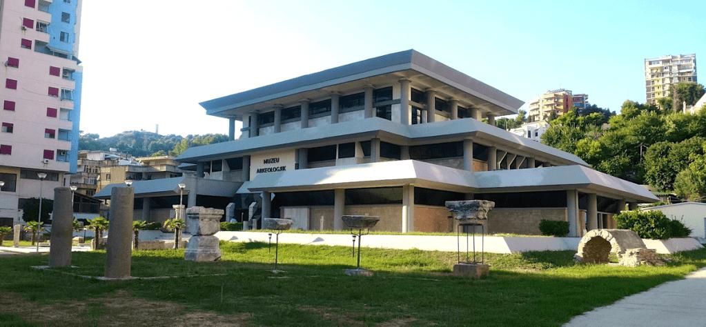 durres albania achaeological museum