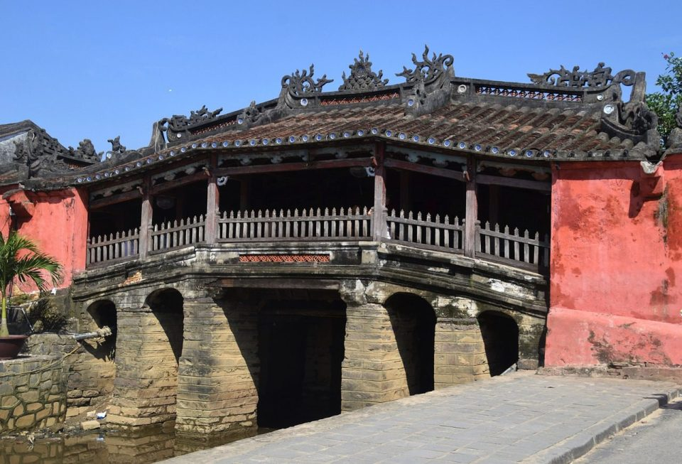 things to do in Hoi An: see the iconic Japanese bridge