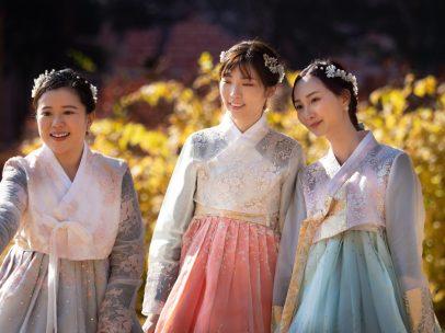 renting hanbok seoul