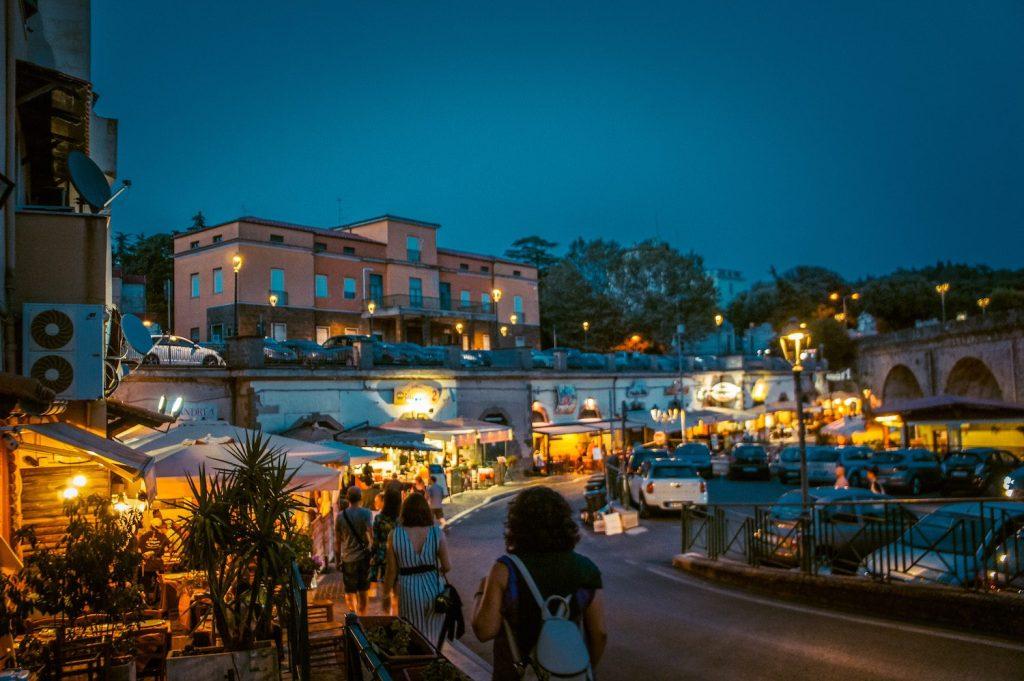 porchetta Ariccia restaurants