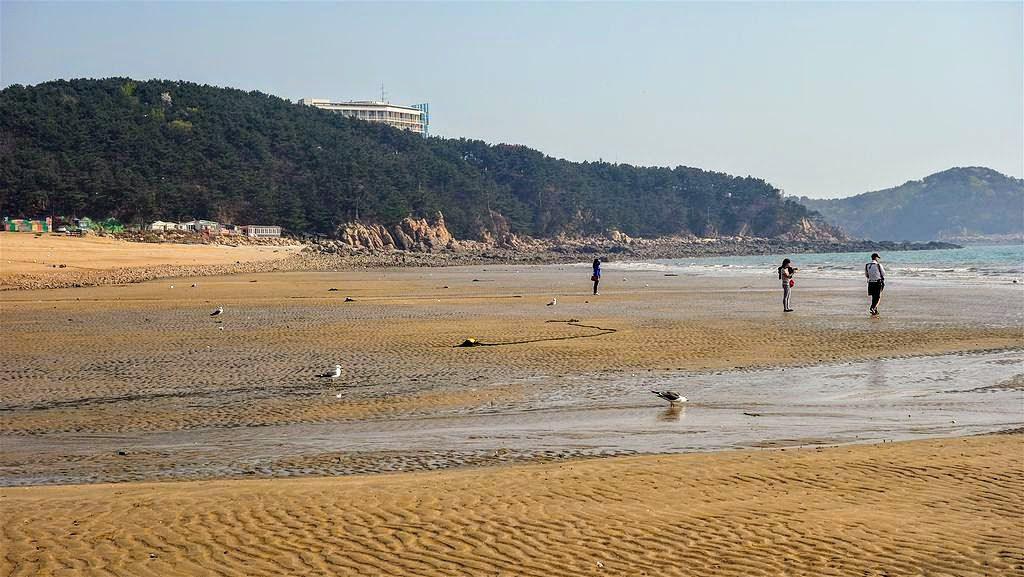 beaches near seoul - wangsan beach