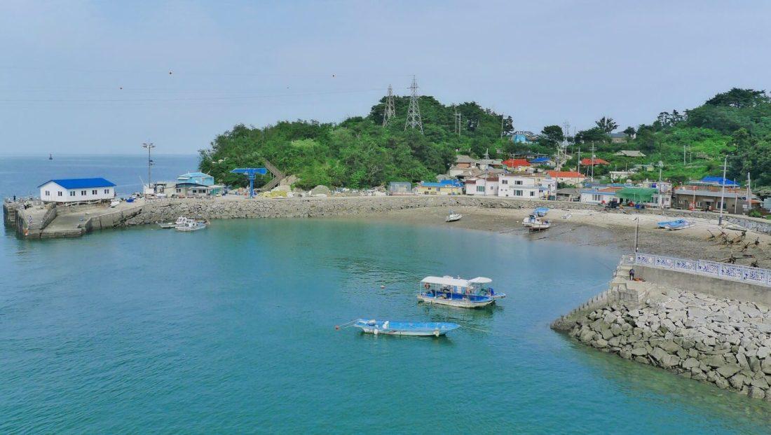 muuido island near seoul