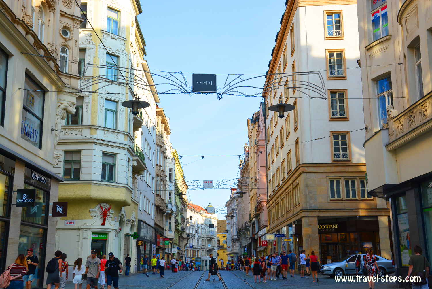 Let the others stay in prague and discover brno instead for Places to stay in prague
