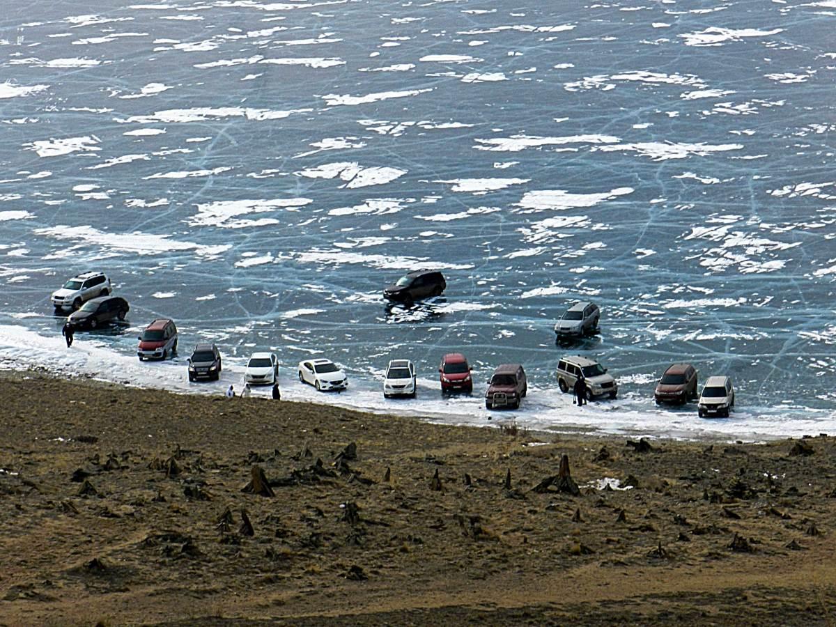 Фототур на Байкал: остановка на Малом Море