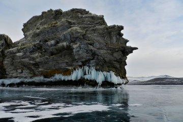 Места силы Байкала - остров Огой