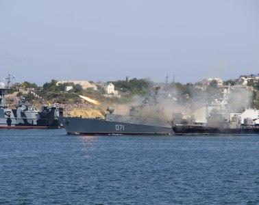 Путешествие в Крым, Севастополь