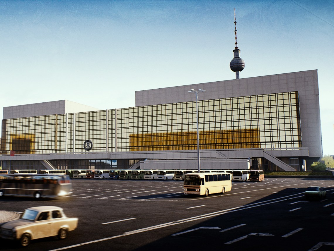 Дворец Республики (Palast der Republik)