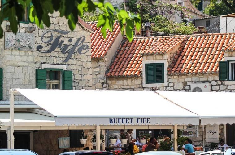 Fife - демократичный ресторан в Сплите