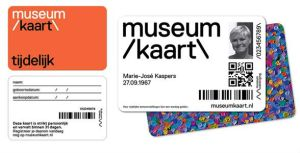 Музейная карта Museumkaart