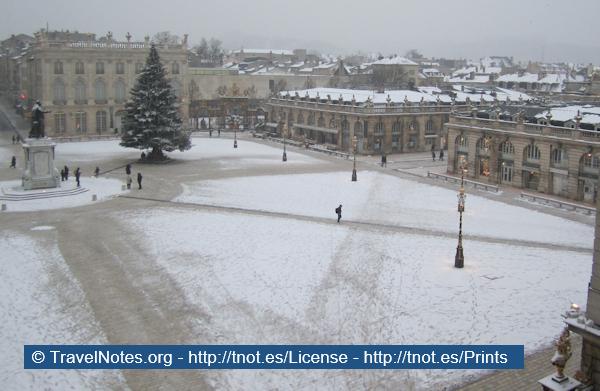 Christmas in Nancy